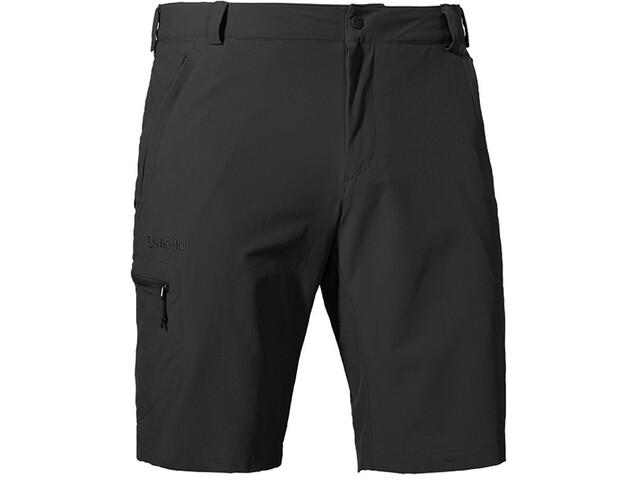 Schöffel Folkstone Pantalones cortos Hombre, asphalt